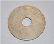 Neolithic Chinese Bi Disc