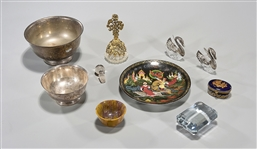 Group of Various Decorative Items