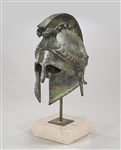Old or Antique Roman Parade Helmet