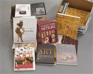 Six Boxes of Books, Magazines, Catalogs & Other Publications