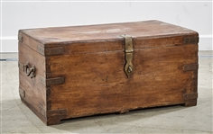 Chinese Hard Wood Chest