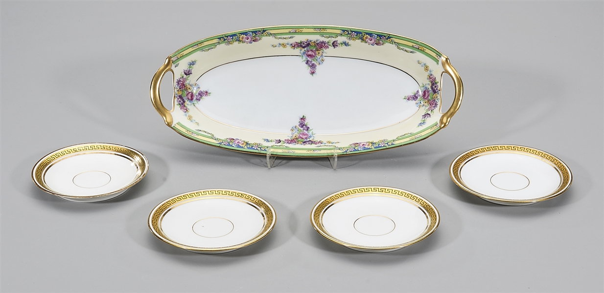 Five Pieces of European China