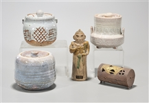 Group of Various Japanese Ceramics