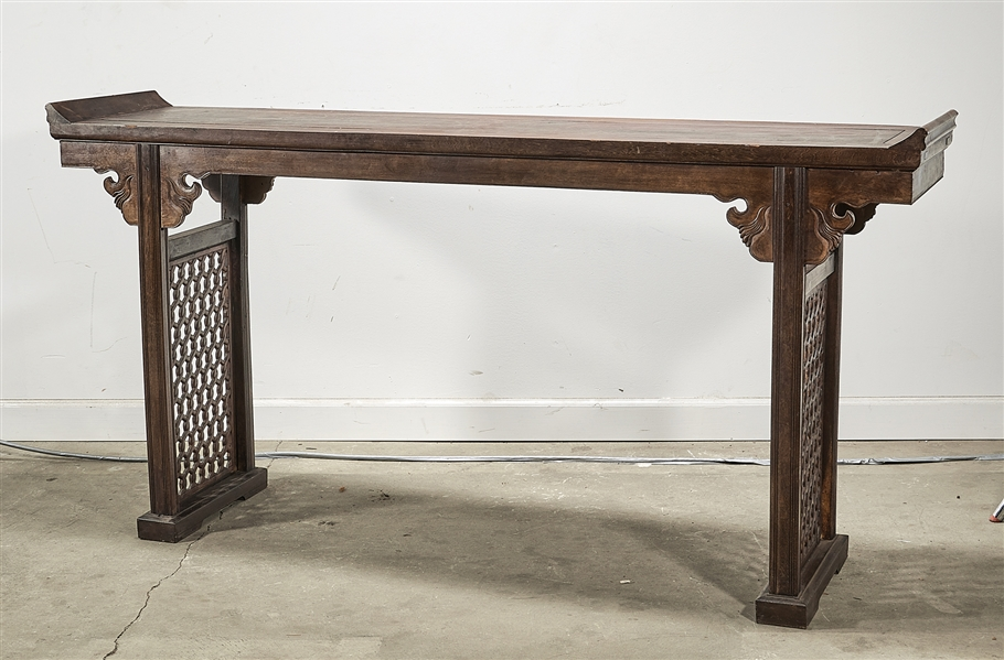 Chinese Hard Wood Altar Table