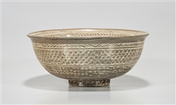 Korean Glazed Ceramic Bowl