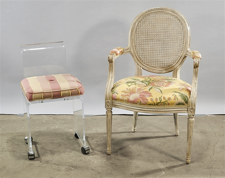 Group of Two Chairs