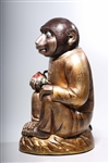Chinese Ceramic Monkey